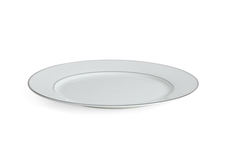 Fenton Dinner Plate Set of 6 Platinum_Front