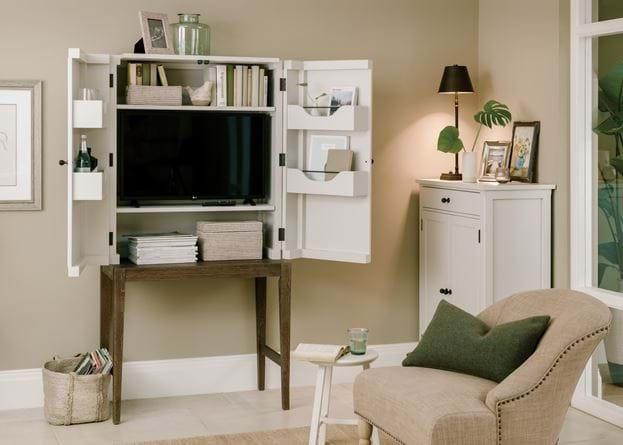 Ardingly TV cabinet -1