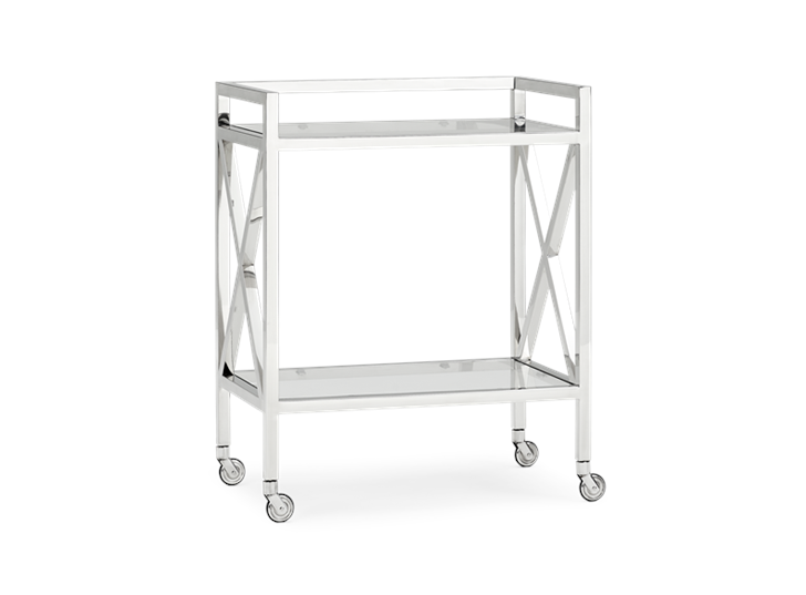 Manhattan drinks trolley 3quarter