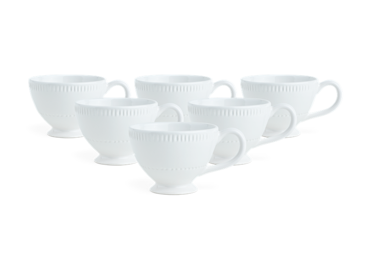 Croxton Jumbo Mug Set of 6