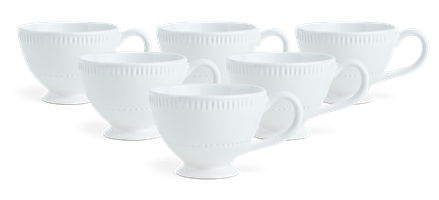 Croxton Jumbo Mug, Set of 6