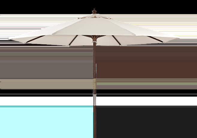 Classic 3m Round Parasol