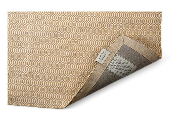 Alderbury geometric rug 200x300_saffron_detail 3
