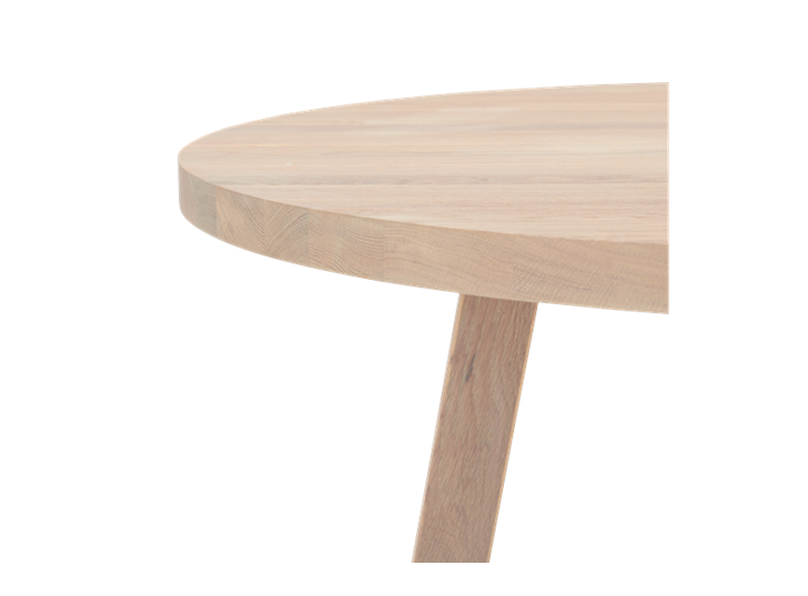 Arundel 120 Round Table Natural Oak_Detail 2