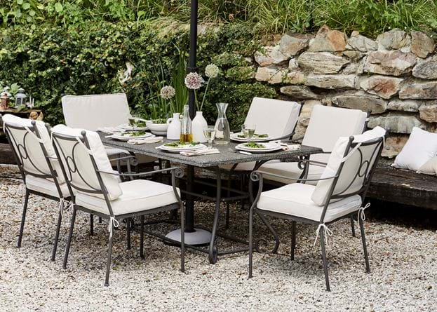 Cheltenham 6 Seater Set_Garden Furniture_Courtyard