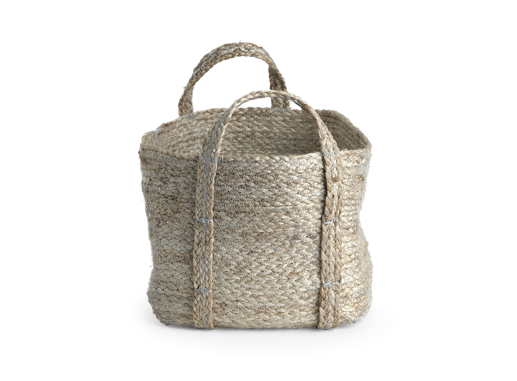 Arbroath medium Jute Basket