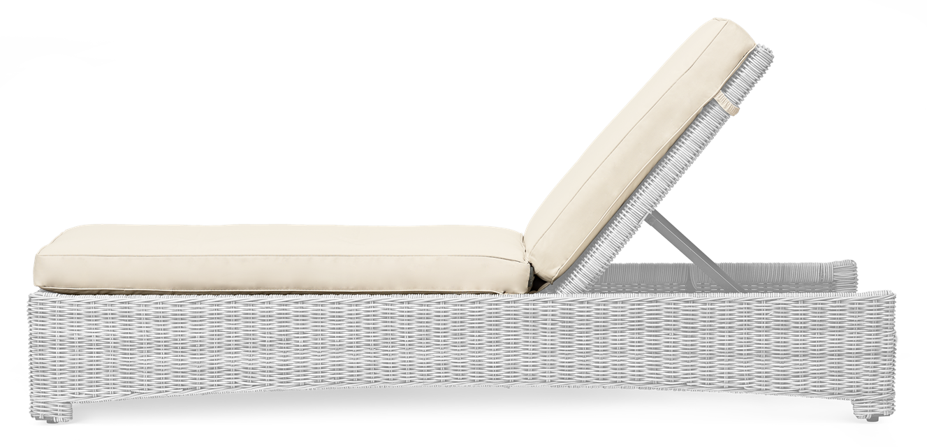 Compton Sunlounger cushion