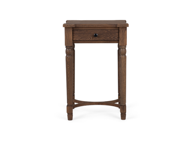 Blenheim tall side table, 43, front copy
