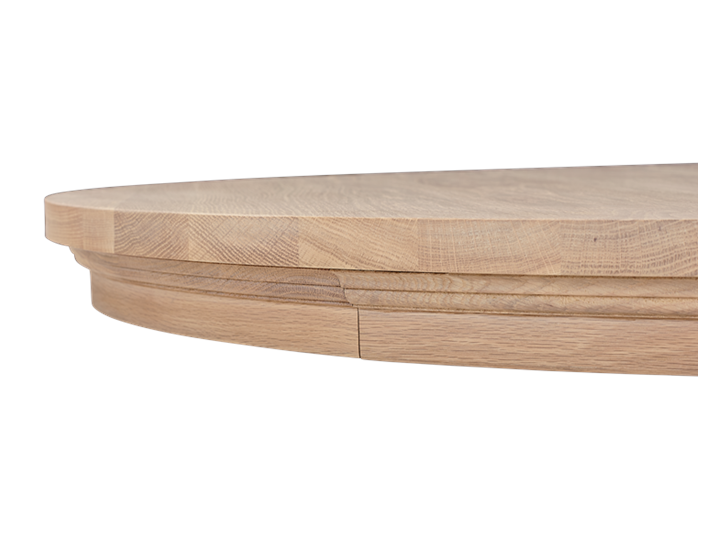 Henley 120 Round Table_Oak_Detail 3