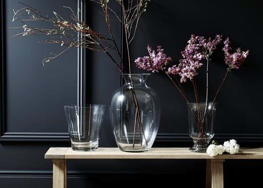 Newington Hurricane Vase