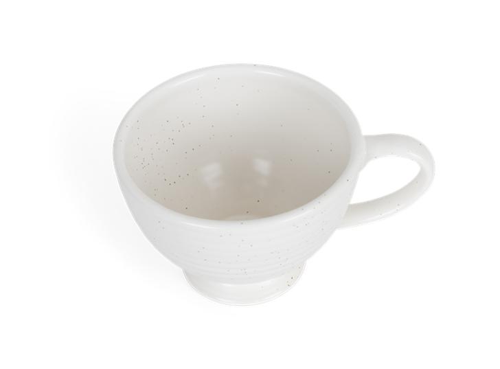 Lowther, jumbo mug, front, close
