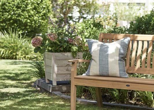 Bibury Oak Planter Small