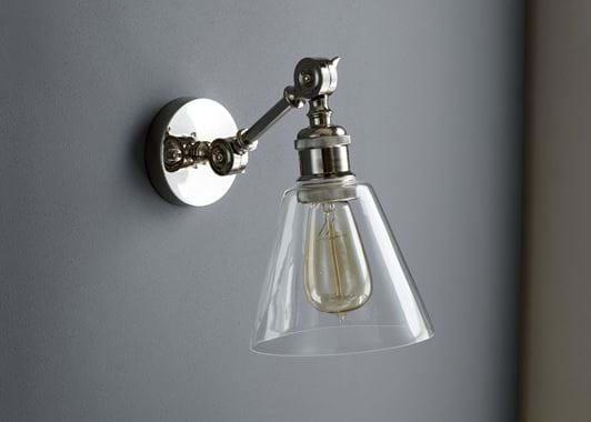 Keats wall light