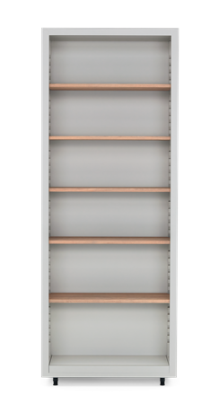 Pembroke Fitted Storage-825mm Shingle Shell Front