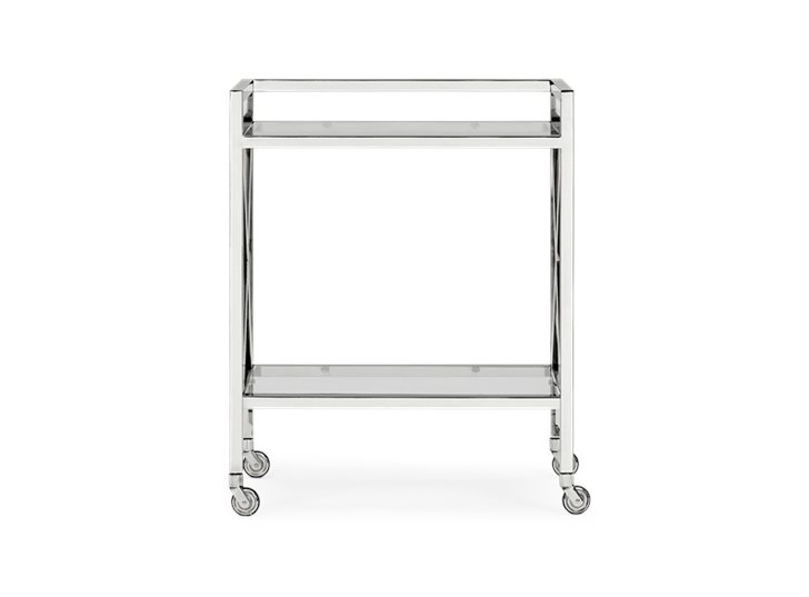 Manhattan drinks trolley front