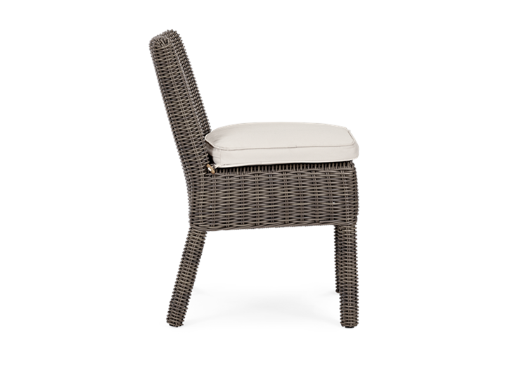 Toulston Dining Chair with Oatmeal Cushion_Garden