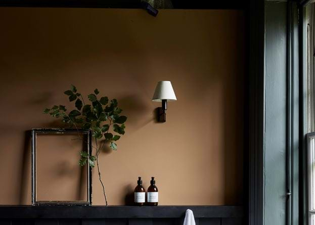 Brunswick Bronze Wall Light