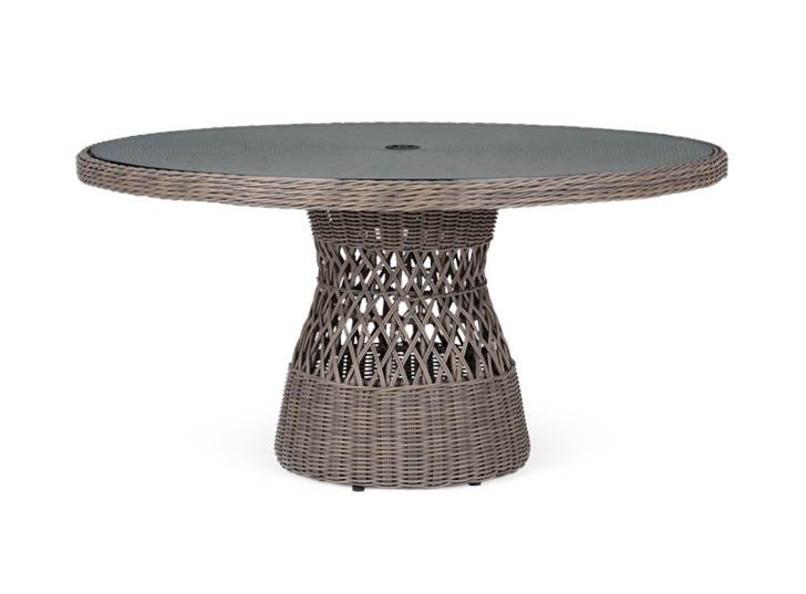 Harrington Round 6-seater Table_Garden Furniture