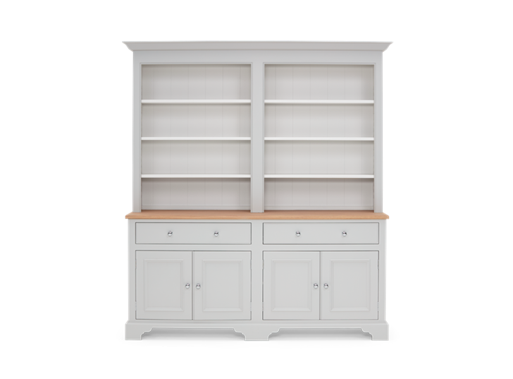 Chichester 6ft Open Rack Dresser 0059