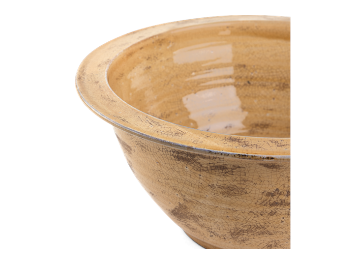 Bayswater Bowl Saffron_Detail 1