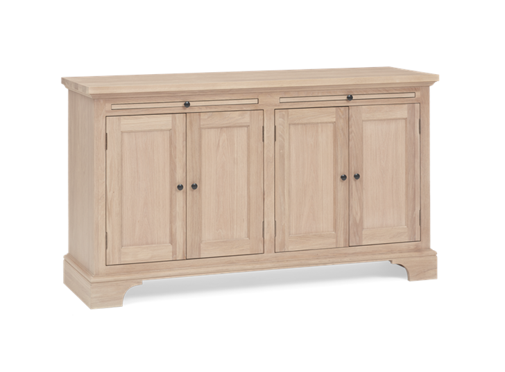 Henley 5ft Oak Sideboard 3Q