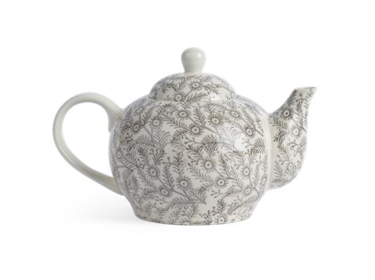 Olney Teapot - Walnut 1