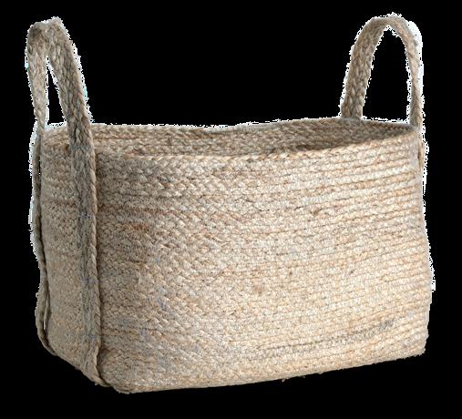 Arbroath large Jute Basket