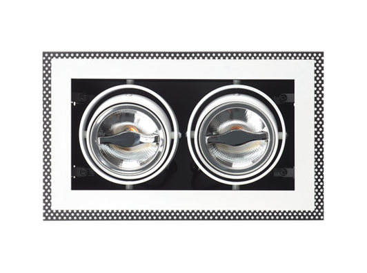 Coasted AR70 Ceiling recessed light Double 0