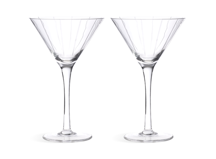 Mayfair Martini Glasses, Set of 2