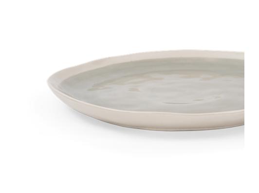 Lulworth Dessert plate, rim copy