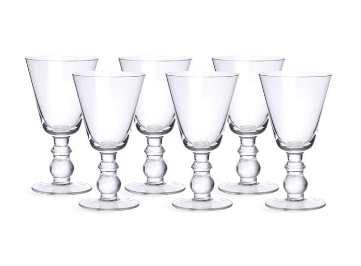 Greenwich White Wine Glasses, Set of 6
