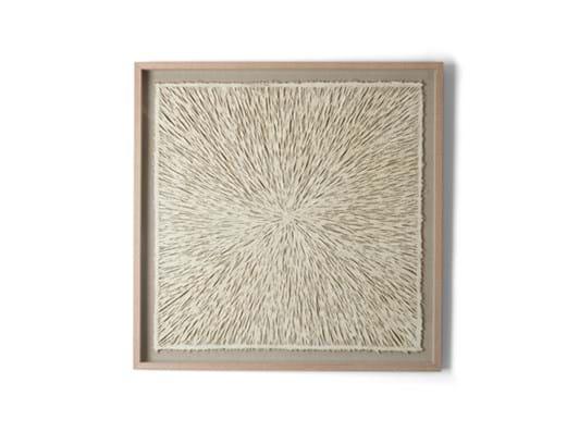 Overton paper art, square, front