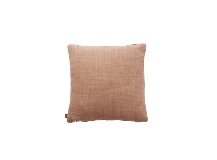 Delilah 45x45cm Cushion Harry Apricot and Isla Otter_Back PR