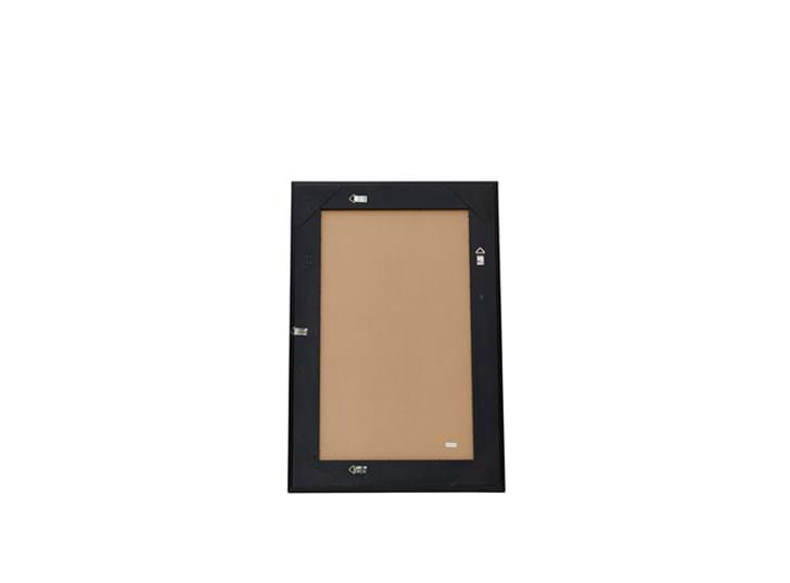 Kintbury 120 Rectangular Mirror Black_Back PR