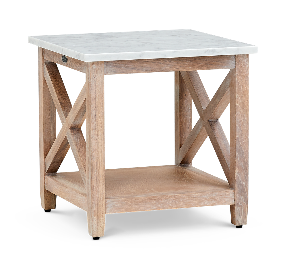 Herston side table 3quarter