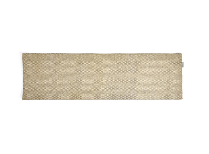 Alderbury geometric rug 70x240_saffron_above