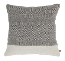 Grace Scatter Cushion 45x45cm, Natural Geometric