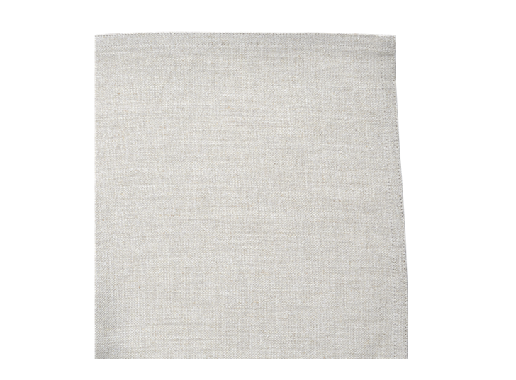 Ardel Linen Bedspread Large Natural_Detail