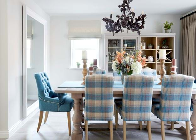 Millwood Homes_Dining