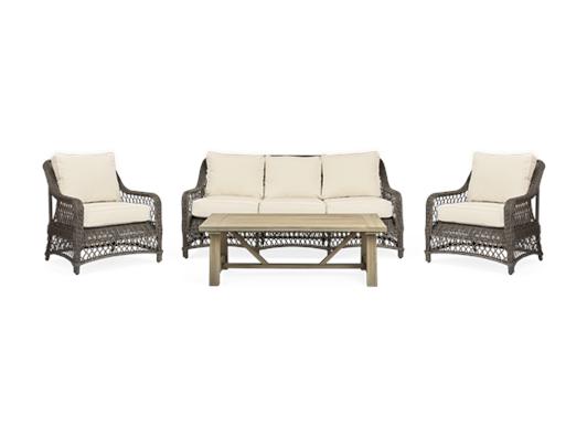 Harrington Sofa Set and Stanway Coffee Table