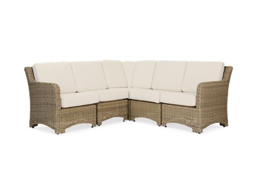 Compton Modular 5 Seater Corner Sofa