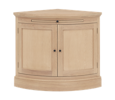 Henley Curved Sideboard