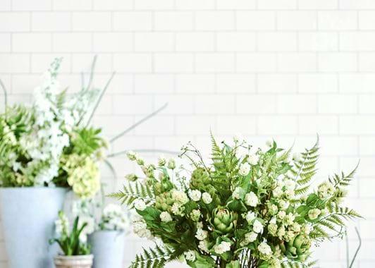 Hops Bunch - Green White