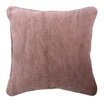 Florence Cushion 45x45cm, Chloe Old Rose