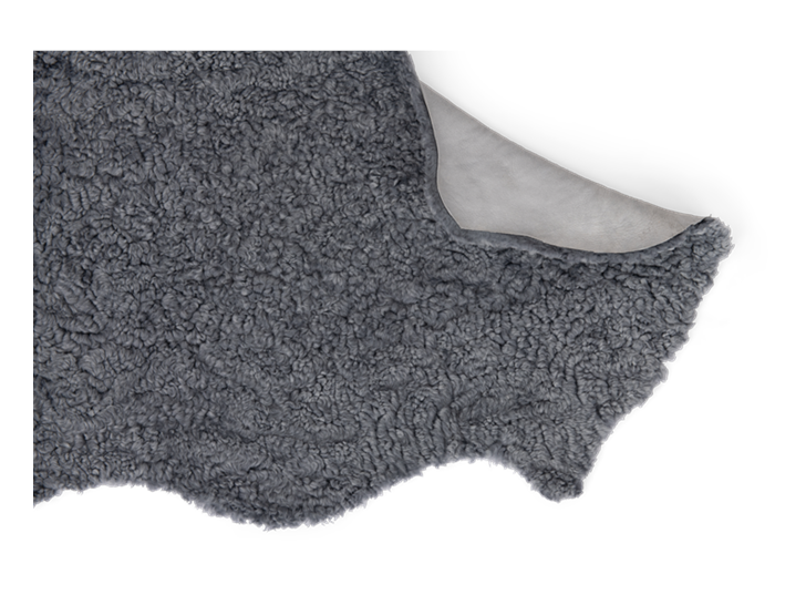 Tussock Double Rug Grey_reverse copy