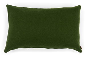 Grace 35x55cm Scatter Cushion, Harris Tweed Olive
