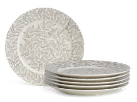 Olney Dessert Plate, set of 6