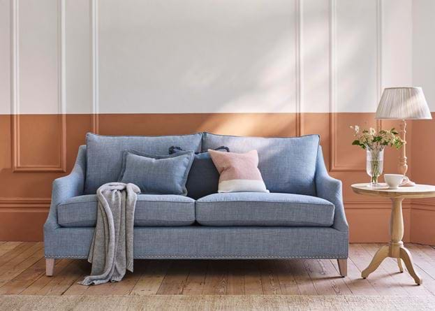 Eva Sofa Large_Harry Flax Blue_Landscape