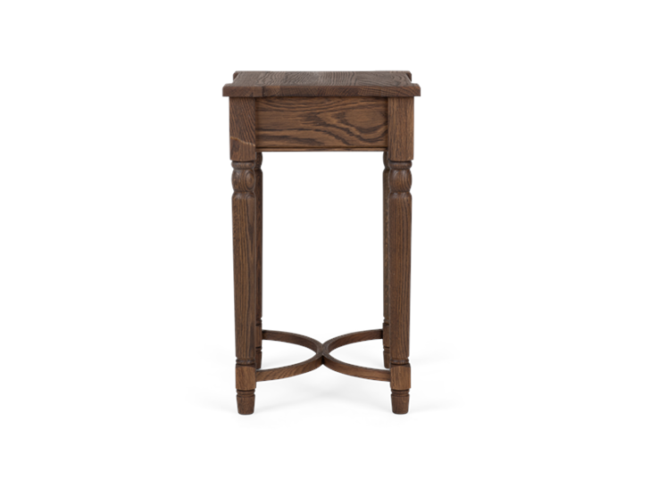 Blenheim tall side table, 43, side copy