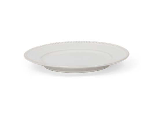 Sutton side plate, off white, 1 stack copy